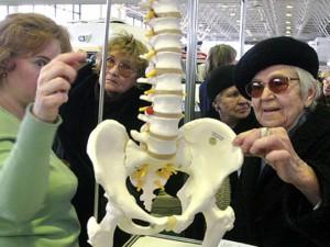 Остеопороз - лечение народными средствами