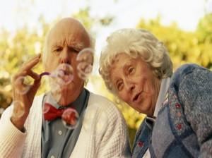 Старческие болезни