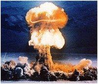 Как американцы бросили атомную бомбу на Японию