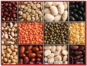Бобовые для здорового питания