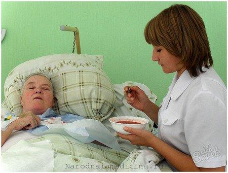 Исцеление больного