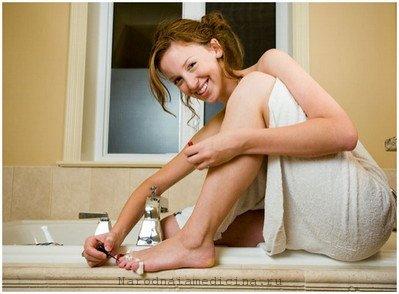 Как лечить грибок на ногах