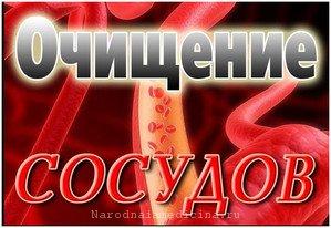 Очистка кровеносных сосудов
