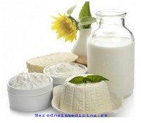 Молочные продукты без лактозы