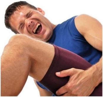 Cудороги мышц ног