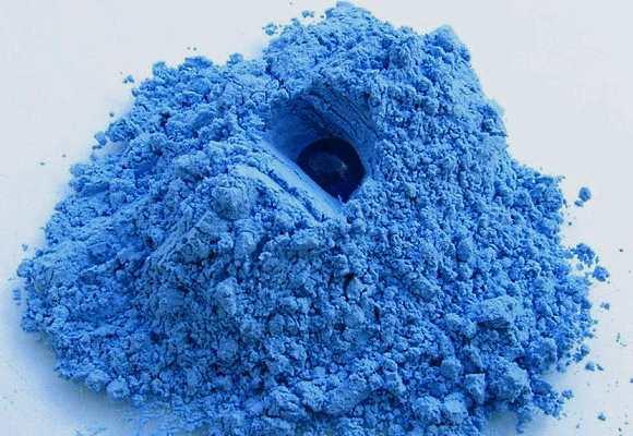 Голубая глина и кожный зуд
