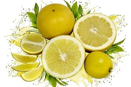 Лимон укрепляет иммунитет