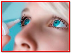 Аллергия на глазах - как лечить симптомы на веках