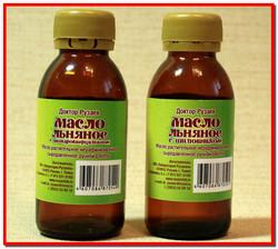 Льняное масло. Полезные свойства, применение в народной медицине