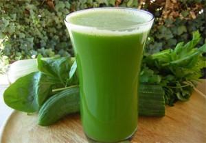 свежевыжатый сок сельдерея, народная медицина рекомендует