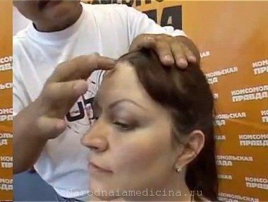 Как снять головную боль