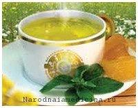 Чай на основе курильского чая