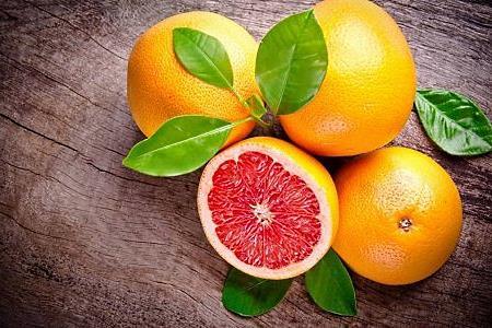Грейпфрут усиливает иммунитет