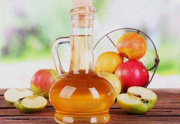 Яблочный уксус домашнего приготовления