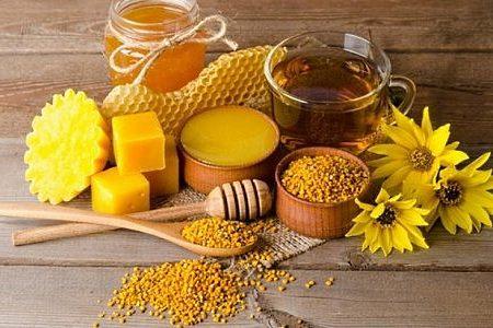 Лечение В12-дефицитной анемии продуктами пчеловодства