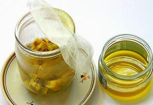 Приготовление и применение настойки адамова яблока