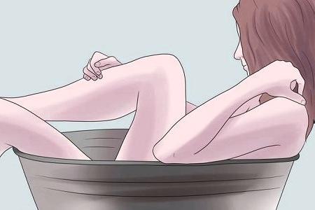 Сидячие паровые ванны