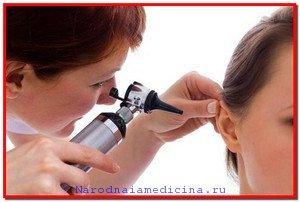 Зуд в ушах: причины и лечение